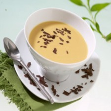 Caramel Creamy dessert