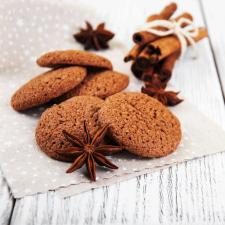Biscuits cacao noisettes (lot de 5)